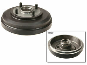 Rear Brake Drum For 2009 2011 Ford Focus 2010 X869wy