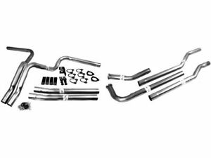 Exhaust System For 1977 1986 Chevy K30 1978 1979 1980 1981 1982 1983 1984 B695sc