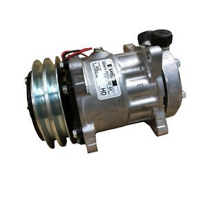 Original Sanden Brand New A c Compressor And Clutch Co 4643