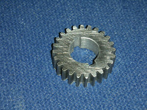 New Atlas Craftsman 10 12 Inch Lathe 9 101 24a 24 Tooth Change Gear Steel Usa