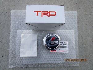 Fits 05 10 Scion Tc 2d Coupe Trd Performance Oil Filler Cap Japan Version New