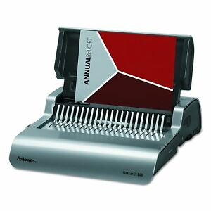Fellowes Quasar 500 Electric Comb Binding System New