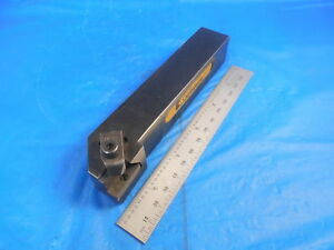 Kennametal Nsr 164d 1 Shank Nh1 Holds Top Notch Insert Lathe Tool Holder Cnc
