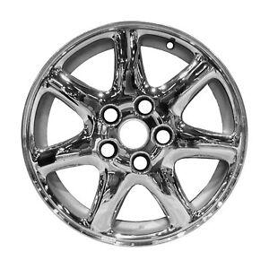04538 Refinished Cadillac Seville 1998 2004 16 Inch Wheel Rim Chrome