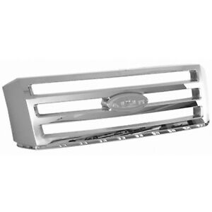 Fo1200494pp New Grille Fits 2007 2014 Ford Expedition Xlt eddie Bauer