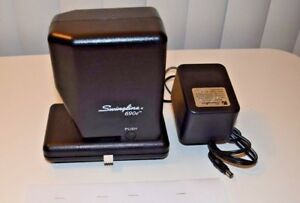 Swingline 690e Electric Desktop Stapler W ac Power Supply Tested