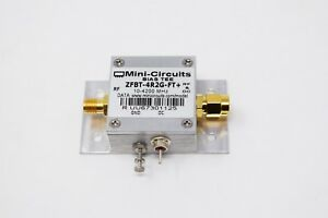 Mini circuits Bias Tee Low Noise Amplifier zfbt 4r2g ftb