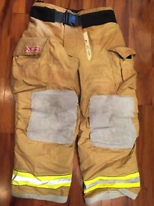 Firefighter Bunker Turnout Gear Pants Globe 40x30 G Extreme Costume 2008