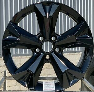 Lexus Nx Turbo Black Chrome Nx300h 18 Wheel Rim Factory Oem 74356 4261178241