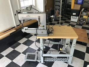 Durkopp Adler 205 Industrial Leather Sewing Machine