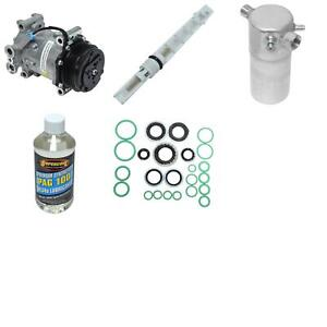 New A C Compressor And Component Kit 1051802 Blazer S10 Sonoma Jimmy Bravada