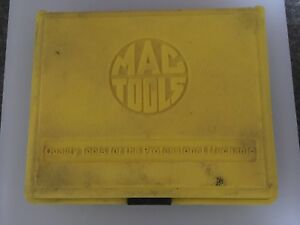 Mac Tools 1 4 Metric Socket Set Usa Very Nice Complete