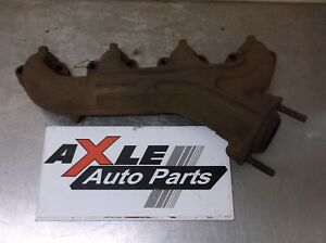 1975 1978 Ford Lincoln 7 5l 460cu V8 Left Lh Exhaust Manifold D5ve 9431 ab