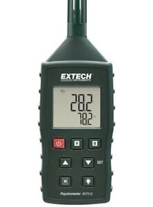 Extech Rht510 Moisture Meter Electric Sensor Hygro thermometer Psychrometer