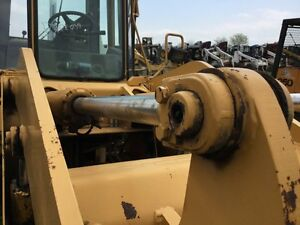 Fiat allis Fr10b Wheel Loader Right Bucket Tilt Cylinder