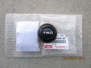Fits 00 05 Toyota Mr2 Spyder Trd Manual M t Shift Knob With Trd Logo New