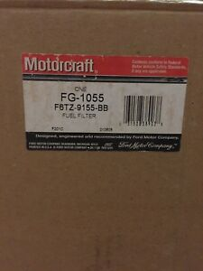 Fg 1055 Motorcraft 7 3 Diesel Fuel Filter Housing 1996 E F Series