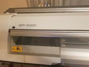 Roland sp 540i 54 Versacamm Printer And Cutter