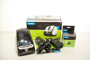 Dymo Labelwriter 450 Turbo Thermal Label Postage Barcode Printer Complete Tested