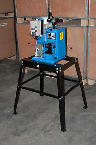 Package Deal Stripinator Model 60 Copper Wire Stripping Machine With Stand