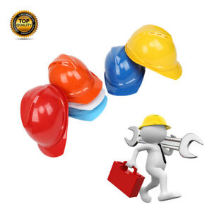 Personalised Colorful Hard Hat Builders Work Wear Safety Helmet For Electrician