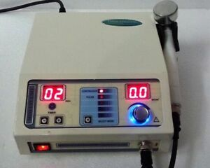 Ultrasound Therapy Machine For Stress Relief Physical Therapy 1 Mhz Zx