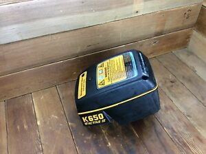 Partner K650 Oem Used Air Filter Cover Assembly Concrete Cut Off Demo Saw
