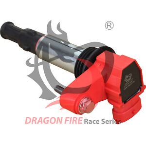 Dragon Fire Performance Ignition Coil On Plug Cop For 04 09 Buick Cadillac Saab