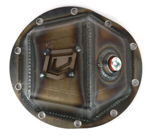 Gm 10 Bolt Front Heavyduty Differential Cover Laser Cut Cover Hardware Offroad