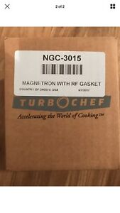 Turbochef Magnetron Kit Ngc 3015 Oem Part