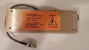 Thermo Finnigan Variable 8kv Power Supply For Tsq Quantum Ultra pn 70111 98002