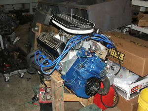 Ford 427 W Stroker Turnkey Engine 460 Hp 500 Tq