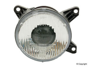 Headlight Lens Hella Headlight Lens Front Right Wd Express Fits 88 90 Bmw 750il
