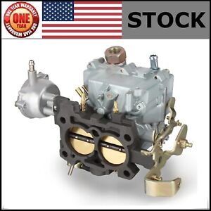 Carburetor 2 Barrel Carb Type 2gc Rochester Chevrolet 5 7l 350 6 6l 400 Us Stock