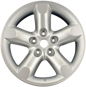 02267 Refinished Dodge Ram 1500 2006 2008 20 Inch Wheel Painted Silver