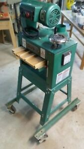 Planer Molder 13 Grizzly Excellent Condition With Cutters