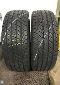 2x Take Off P275 55r20 Cooper Adventurer H t 11 32nds Used Tires