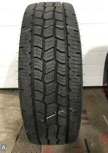1x Lt265 70r17 Cooper Discoverer Htp 10 32nds Used Tire