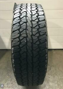 1x P245 65r17 Firestone Destination A T 13 32nds Used Tire