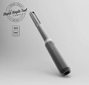 Inch Sds Max Ground Rod Driver Adapter By Sst