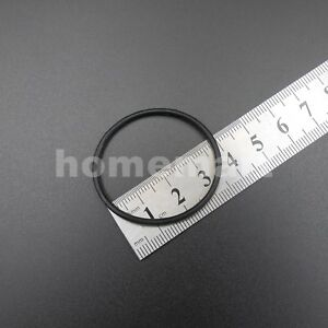 10 1000 M2 Silicone Rubber Drive Round Belt Pulley Transmission Belts 2mm X 40mm