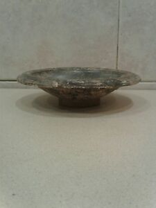 Ancient Greek Hellenistic Bowl Or Plate 2nd 3rd Century Bce Stored Oil Israel
