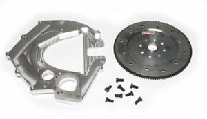 Fits 6bt Common Rail Cummins Bell Housing Adapter Plate Flexplate Kit Allison