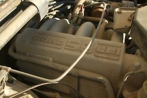 Engine 5 8l 5 8 351 351w Ford Windsor With Accessories 1995 F250