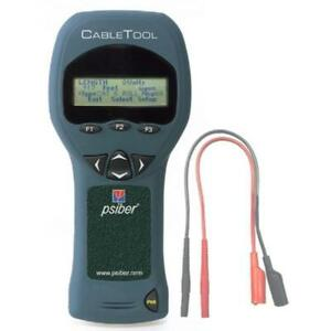 Psiber Ct50 Cabletool Multifunction Cable Length Meter