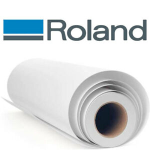 Roland Printable White Static Cling Wall Film For Eco Sol Ink Esm wsc 30 X 75ft