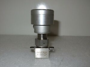 Swagelok Ss 4bk 1c Stainless Steel Bellows Sealed Valve