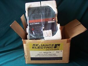 Reliance Electric A c Vs Drive 1ac2175 New In Box