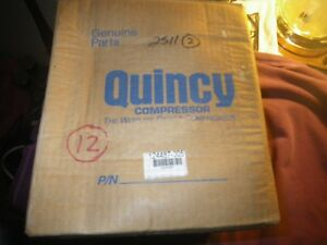 Quincy 124487 005 Air oil Separator Brand New Old Stock