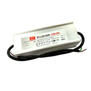 Water Proof Power Supply Led Driver For 100w Smd Led Light 20 38v